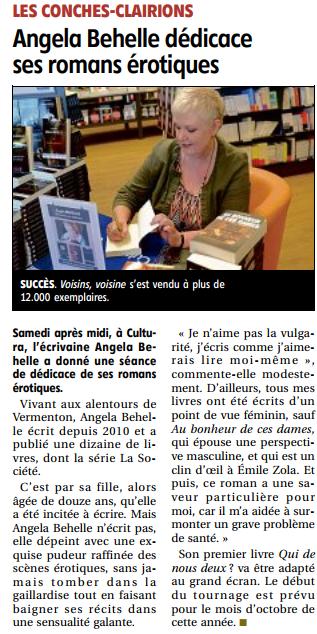 Yonne Républicaine 23 mai 2016